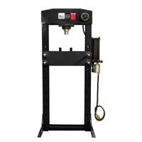 Sip 30 Ton Shop Press (Pneumatic/Manual) (03695)