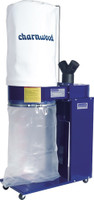 Charnwood W791 Professional 2HP Single Bag Dust Extractor (Single Phase)