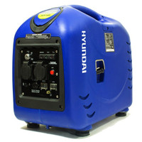 Hyundai 2800w Electric and Remote Start Petrol Inverter Generator