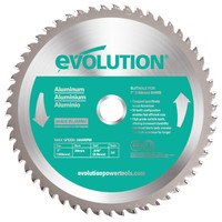 Evolution 180mm Aluminium Cutting Blade (EVO180ALU)