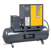 SIP Sirio 15-08-500ES Screw Compressor/Dryer