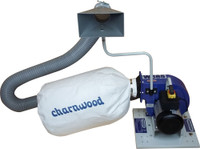 Charnwood W685P Wall Mounted Dust Extractor Package Deal