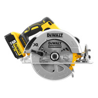 Dewalt DCS570P2 18V Brushless Li-ion 165mm Circular Saw (2x5Ah) (DCS570P2-XJ)