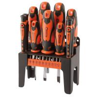 Draper 21 Piece Screwdriver Set (Orange) (29886)