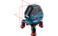 Bosch GLL 3-50 Professional Line Laser With Tripod, Universal Holder, Detector in L-Boxx