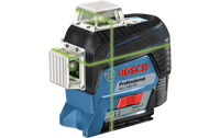 Bosch GLL 3-80 CG Professional Green Line Laser With Universal Holder in L-Boxx