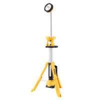 Dewalt DCL079 18V LED Tripod Site Light (Body Only)