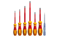 Cetaform 7 Piece C-PLUS Insulated Screwdriver Set (VDE Approved)