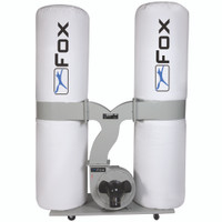 FOX 3HP PREMIER DUST EXTRACTOR