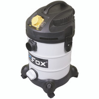 FOX 240V WET & DRY VACUUM EXTRACTOR