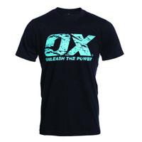 Ox Crew Neck T-Shirt