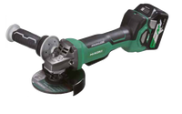 "HiKoki G3613DB Multi Volt (36V) 125mm(5"") Cordless Disc Grinder 2 x 2.5Ah"