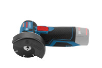 Bosch GWS 12 V-76 V-EC Brushless 12V Angle Grinder Body Only With 3 x Cutting Discs