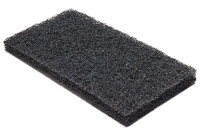 Battipav Tile Cleaning Float Pad Black