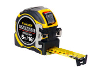 Stanley FatMax 5m(16ft) Auto Lock Short Tape