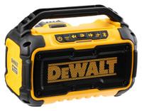 DEWALT 10.8v/18v/54v XR Premium Bluetooth Speaker (Bare Unit)