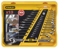 Stanley 13 Piece Combination Spanner Set