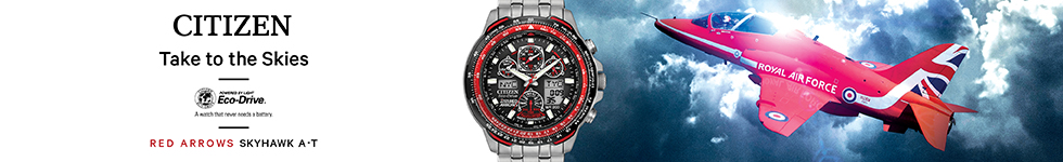 Citizen Eco Drive Red Arrows