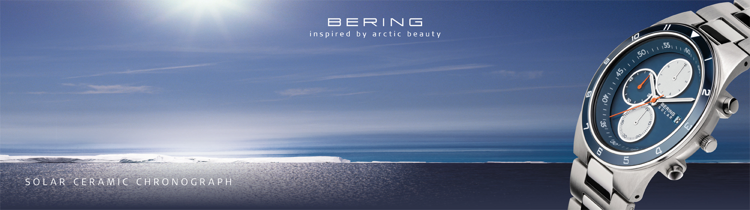 Bering Men's Solar Watches