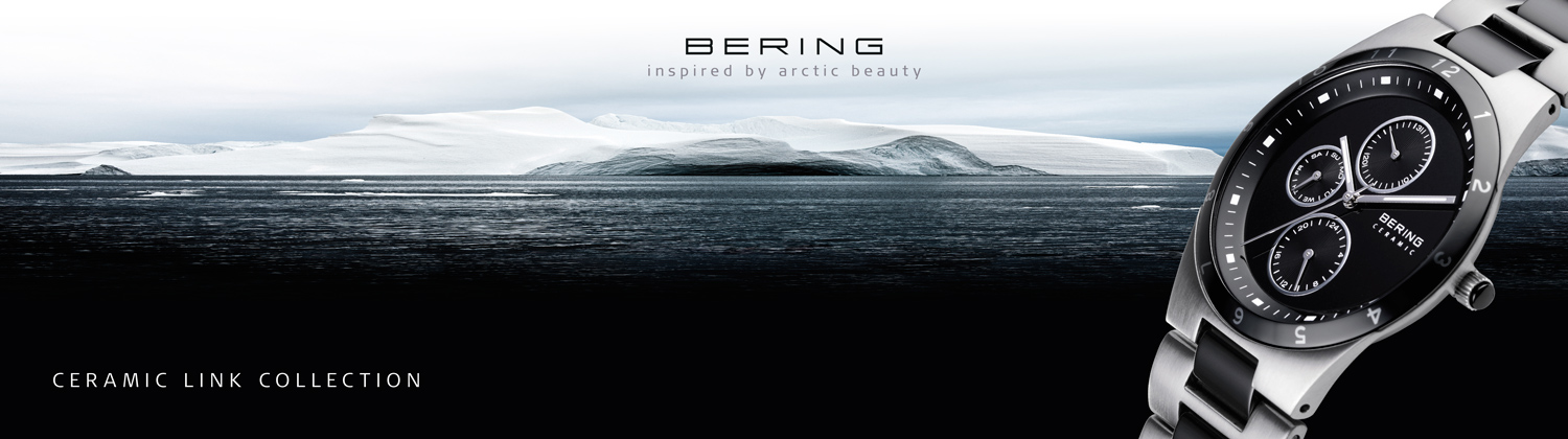 Bering Mens Ceramic Watches From WatchO