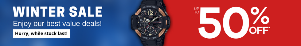 G-SHOCK Watches on Sale