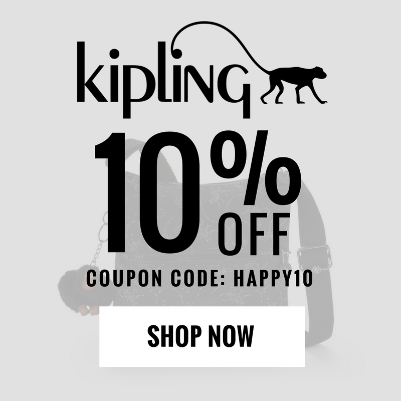 kipling handbags voucher code