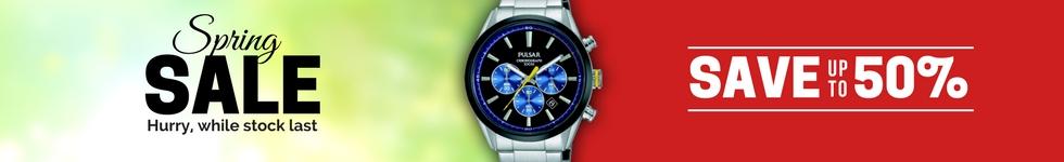 Pulsar Spring Sale