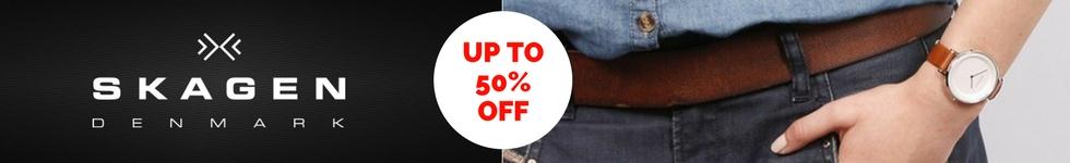 Skagen Watches on Sale