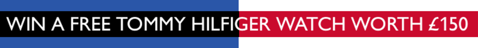 Win A Free Tommy Hilfiger Watch - Shop Now