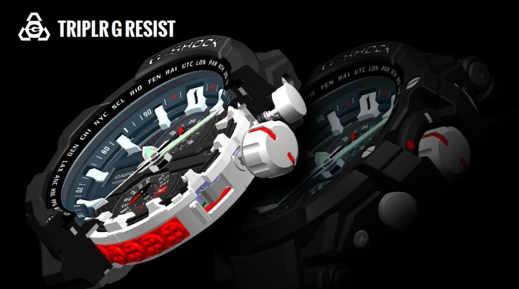 triple g resist