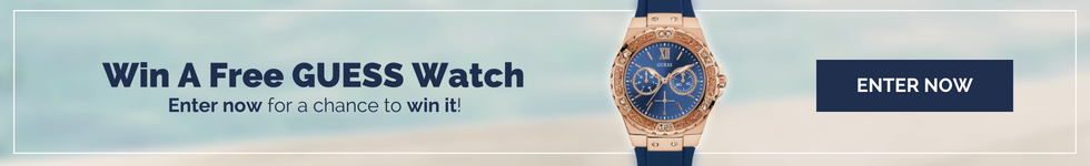Win A Free GUESS Watch