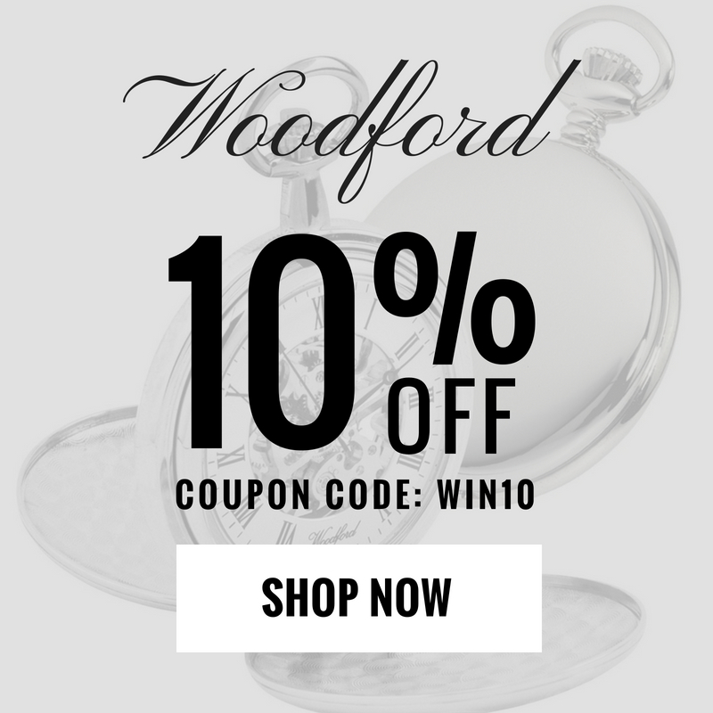 Woodford Pcoket Watches