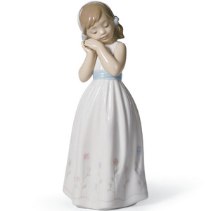 Lladro Porcelain My Sweet Princess Girl Figurine 01006973