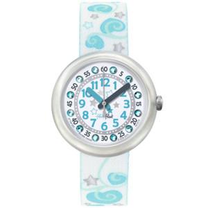 Flik Flak Coeur De Reve Children's Quartz White Dial Watch FTNP005-STD
