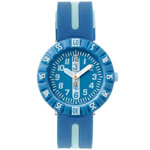 Flik Flak Sky Ahead Children's Quartz Blue Dial Watch FCSP066