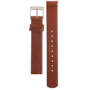 Skagen Replacement 14mm Leather Strap For SKW2214 With Free Pins