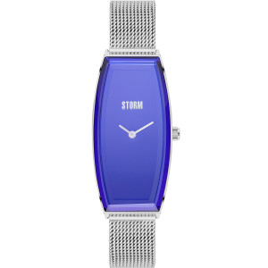 Storm Women's Suzi Lazer Blue Stainless-Steel Mesh Strap Watch