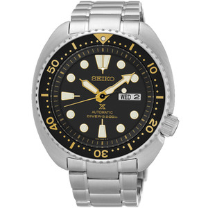 Seiko Prospex Sea Turtle Automatic Diver's Day Date Watch SRP775K1
