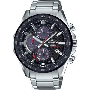 Casio Edifice Men's Chronograph Solar Powered Stainless-Steel Bracelet Watch EFS-S540DB-1AUEF