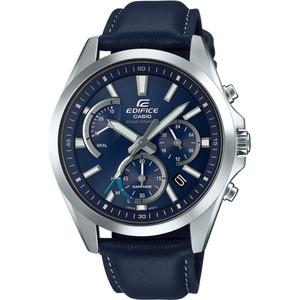 Casio Edifice Men's Solar Sapphire Chronograph Blue Watch EFS-S530L-2AVUEF