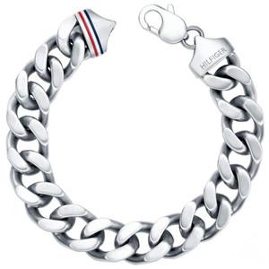 Tommy Hilfiger Men's Chain Link Stainless-Steel Bracelet 2700261