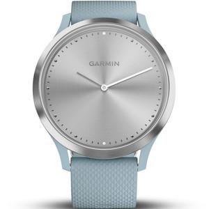 Garmin Vivomove HR Sea Foam Strap Hybrid Smartwatch 010-01850-08