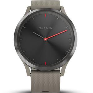 Garmin Vivomove HR Sandstone Strap Hybrid Smartwatch 010-01850-03