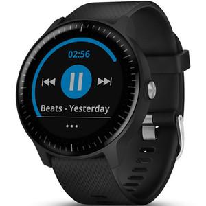 Garmin Vivoactive(3) Music HR Pay Black 43MM Hybrid Smartwatch 010-01985-02