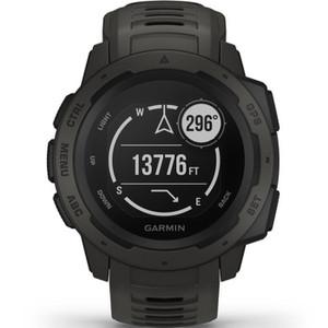 Garmin Instinct Military GPS Multi-Sport Multi-Sensor HR Graphite Watch 010-02064-00