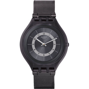 Swatch Skin Big Skinknight Black Dial Watch SVOW105M