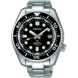 Seiko Prospex 1968 300M Diver's Edition Automatic Watch With Free Add-On Strap SLA021J1