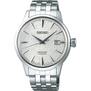 Seiko Presage Cocktail Fuyugeshiki Limited Edition Date Automatic Watch SRPC97J1