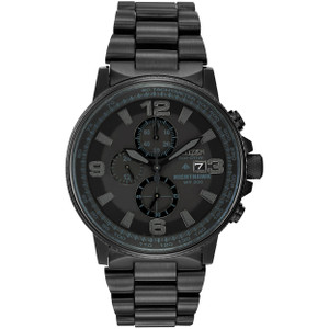 Citizen Eco-Drive Nighthawk Men's Watch CA0295-58E