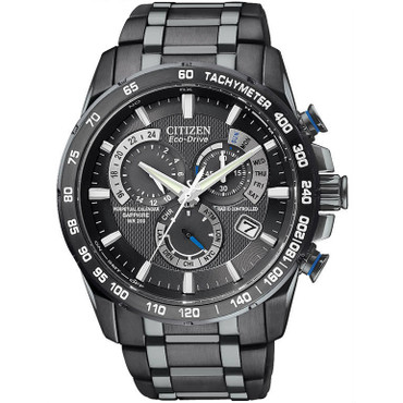 How To Set Up Citizen Eco Drive Radio Controlled Watch